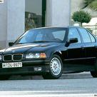 BMW 3 SERIES E36 SEDAN GERMANY 1990 YEAR.