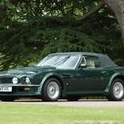 Aston Martin V8 Vantage Volante 1986