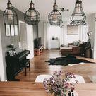 #industrial #interior #livingroom #inspiration #vint...