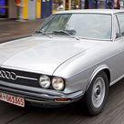 Audi Coupé C1   autobild.de