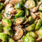 Romige Spruitjes Met Spek en Knoflook [lekker recept]   The Tortilla Channel