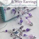 AllFreeJewelryMaking Giveaway Creating Beaded & Wire Earrings   FaveCrafts