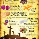 Easter Story Snack Mix Printable | Courageous Christian Father
