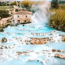 Saturnia Hot Springs in Tuscany - Italy's Best-Kept Secret