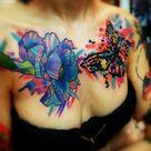 Paint Tattoo