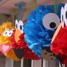 Elmo Party Decorations