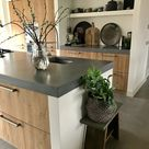 Keuken - Binnenkijken bij maartjewonen