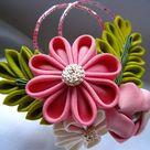 Kanzashi Flowers