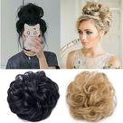 Curly Messy Synthetic Hair Bun-High Quality-Messy Bun   Etsy
