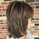 20 Shaggy Hairstyles for Women with Fine Hair over 50