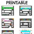 FREE PRINTABLE FIRST DAY OF SCHOOL SIGNS   Sincerely Saturday