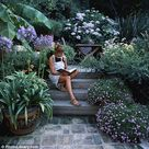 Pass on the grass: A garden without a lawn is low maintenance...leaving you time for relaxation