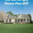 The Cartwright House Plan 801
