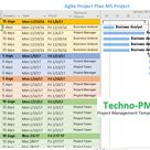 Agile Project Planning : 6 Project Plan Templates