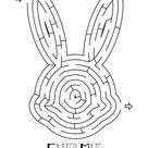 Easter Mazes - Best Coloring Pages For Kids