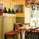 Yellow Country Kitchens