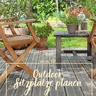 Ideen für deine Terrasse