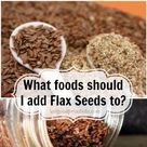 Flax Seed Meal