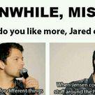 Fandoms Unite - Meanwhile Misha