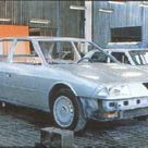 OG   1987 Alfa Romeo 164   Project no.156   In house prototype