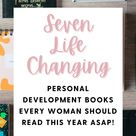 Books To Read: Inspiration Must Read Personal Development & Self Help For Women