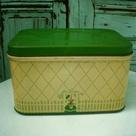 Vintage Bread Boxes