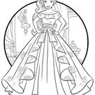 Kids-n-Fun | 44 coloring pages of Elena of Avalor