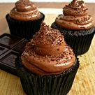Chocolate Cupcakes Filled