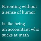 Parent Humor