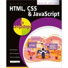 In Easy Steps: Html, CSS & JavaScript in Easy Steps (Paperback)