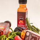 3-Pack Premium Habanero Chilli Oil   100ML
