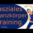👉38 min. Faszien Training für den ganzen Körper | ohne Geräte