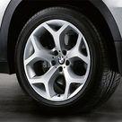 EuroActive BMW E70 E70 LCI X5 2007+ E71 E72 X6 Genuine Style 214 Y Spoke 20 Wheel Set of 4   Default
