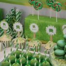 Green Baby Showers
