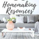 Basic Homemaking Skills Resource Guide - Traditional Homemaker