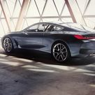 New BMW 8 Series Concept Revealed, Coming In 2018 [72 Pics / Videos]   Carscoops