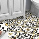 Tile Stickers for Kitchen Backsplash Floor Bath Removable | Etsy