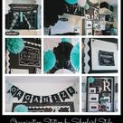 Organization In Style   Black UPRINT