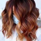 Try Some of The Trendiest Winter Balayage Hair Colors Before Everyone Else