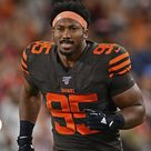 Myles Garrett, Browns Reportedly Nearing 5-Year, $125M Contract Extension
