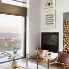 organic modern : organic modern decor | Living room | neutral living room