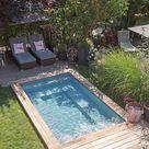 Minipool für Terrasse in Münster kaufen | RivieraPool C-Side