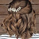 Wedding Guest Hairstyles: 42 The Most Beautiful Ideas
