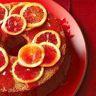 Orange Pound Cakes