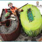 Fish Cake Birthday