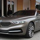 BMW Pininfarina Gran Lusso Coupe and Concept 90 pics from Villa d'Este