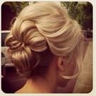 Wedding Hair Front