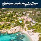 Costa Smeralda: TOP 10 Sehenswürdigkeiten   + Unterkunft   Sardinien