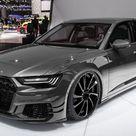 Tuning – 2018 Audi A6 C8 Limousine mit RS Line Bodykit   tuningblog.eu
