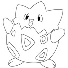 How To Draw Togepi - Draw Central